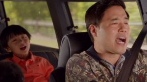 Randall Park in Off the Boat. (ABC)