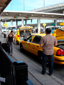 Yongche plans to help Chinese travelers arriving at New York airports. (Wikimedia Commons)