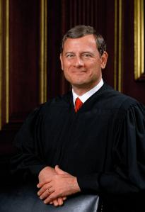 Chief Justice John Roberts (Wikimedia Commons)