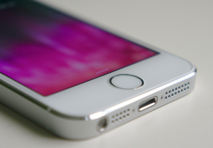 Here's what the bottom of a NORMAL iPhone looks liked. (Wikimedia Commons)