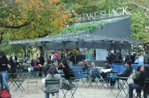 Shake Shack/Madison Square Park Conservancy.
