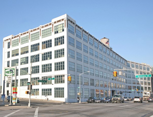 Muppets once lived here: the Standard Motors Building.