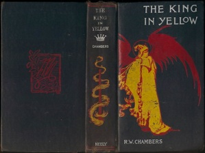 The King In Yellow by R.W. Chambers.