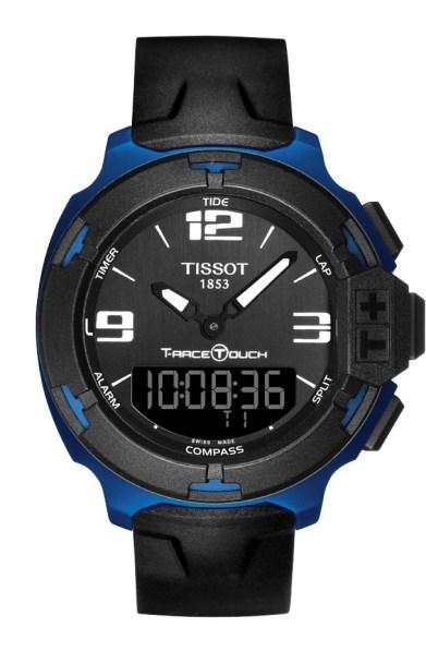 Tissot T-Race Touch Aluminum