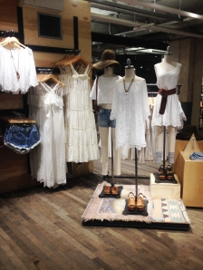 57,000 square feet of hipsterdom and festival wear. (Meredith Carey)