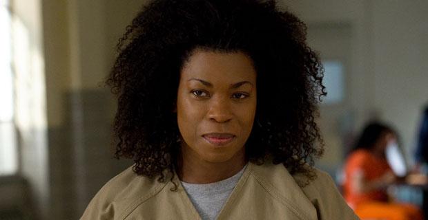 Vee in Orange is the New Black. (Netflix)