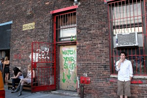 Glasslands Gallery, one of the venues Vice may have out-priced (getty)