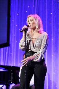 Singer Natasha Bedingfield will host and perform. (Stephen Lovekin/Getty Images)
