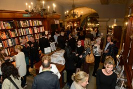 """Hearst Hosts Charity Book Signing Of """"Hearst One Hundred Twenty Five"""" To Celebrate Anniversary At Rizzoli Bookstore"""