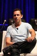Peter Thiel (Photo via Wikimedia Commons)