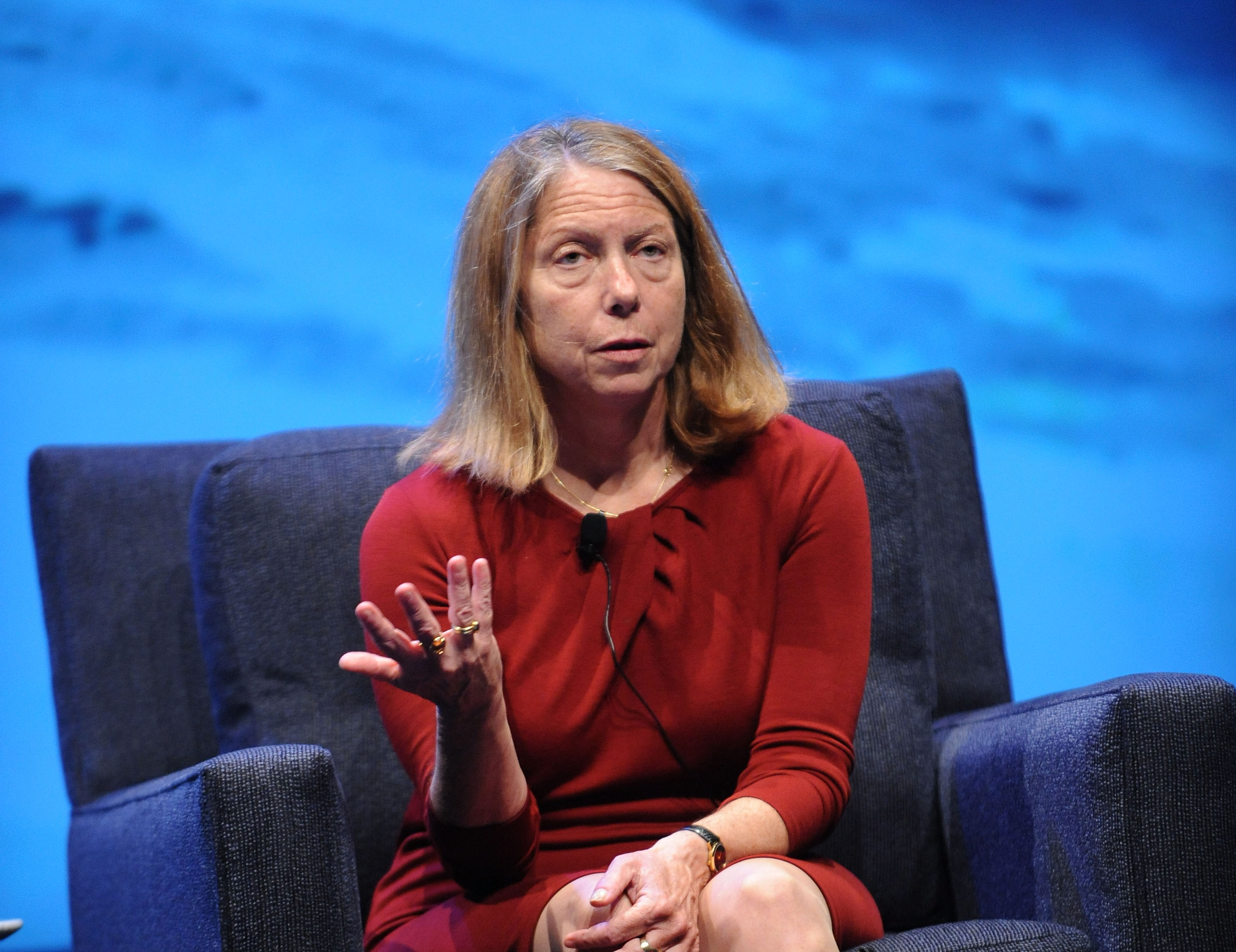 Jill Abramson (Photo:Brad Barket/Getty Images)