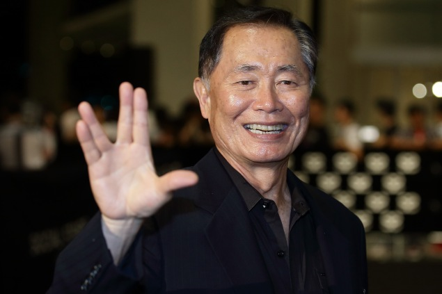 George Takei  (Photo by Suhaimi Abdullah/Getty Images)