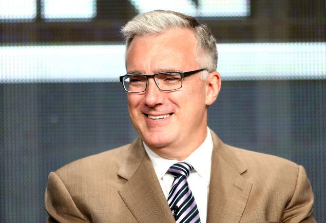 TV Personality Keith Olbermann (Photo via Getty Images)