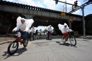 Bridgeport Aeolian Ride