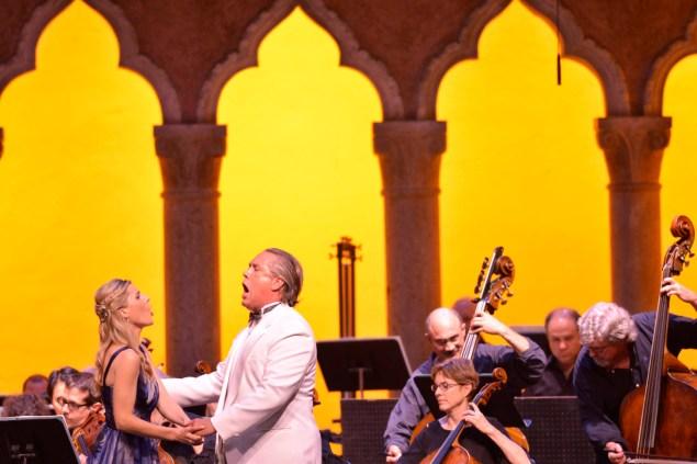 Rigoletto by Giuseppe Verdi at Caramoor