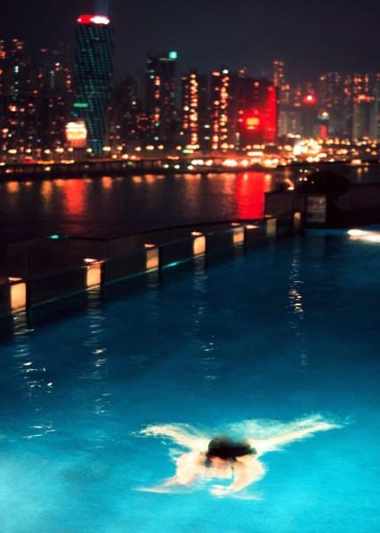 FREIZEITSPORT/SCHWIMMEN: Hong Kong, 03.04.99
