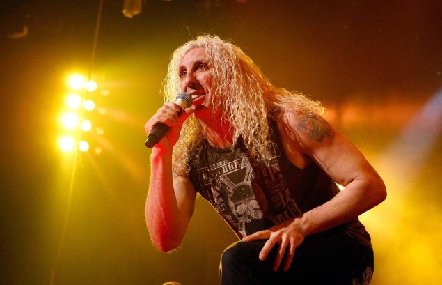 Dee Snider  (Photo by Ethan Miller/Getty Images)