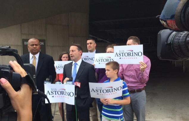 Westchester County Executive Rob Astorino (Twitter: Rob Astorino).