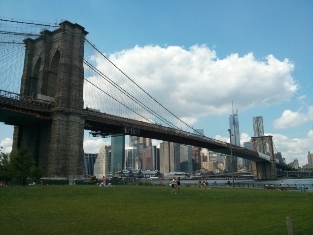 Brooklyn Bridge Park. (Moleitau, flickr)