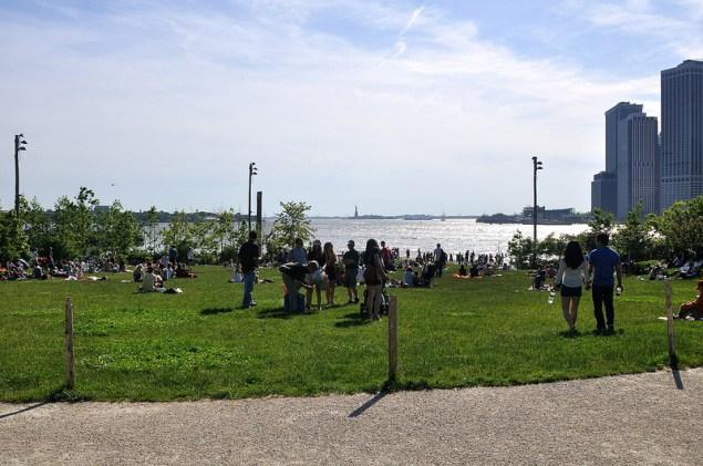 Brooklyn Bridge Park. (Flickr, dumbonyc)