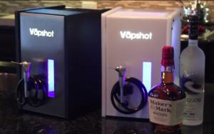 Drunk off vapor (Image via YouTube).