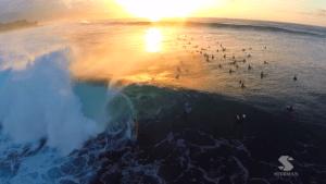 That sunset, bro. (Vimeo)