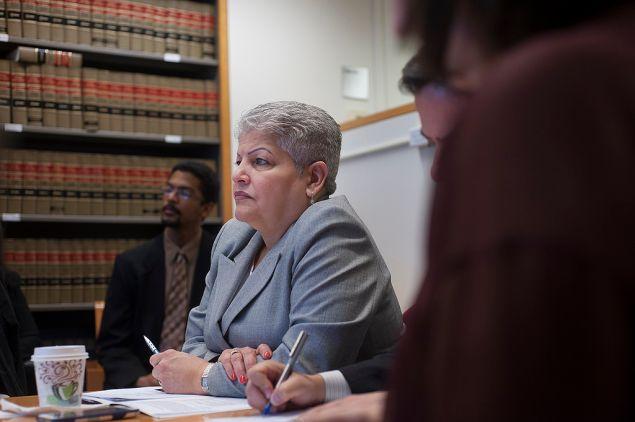 Maria del Carmen Arroyo (Credit: William Alatriste for NYC Council)