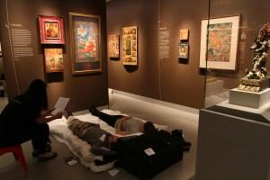 Rubin Museum Dream-Over (Photo: Tina Fineberg)