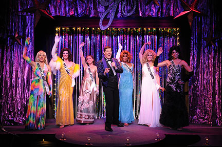 The cast of Pageant. (Photo by Jenny Anderson)