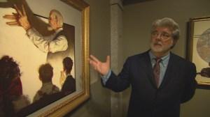 George Lucas, Curator.