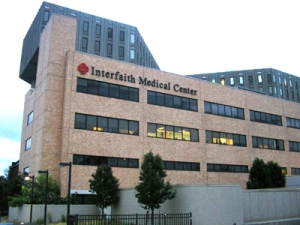 Interfaith, in Bed-Stuy, is considered a safety net hospital. The state intervened to stop its closure.