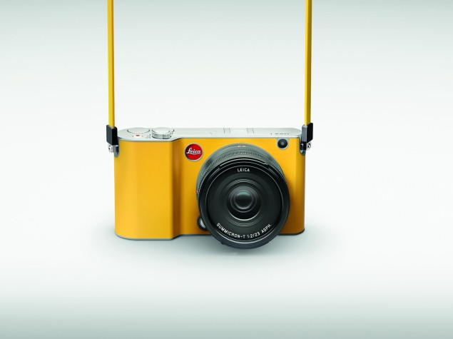 Leica T_Carrying Strap_T-Snap_front