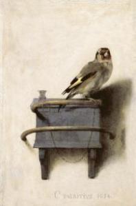 'The Goldfinch' (Courtesy The Frick Collection)