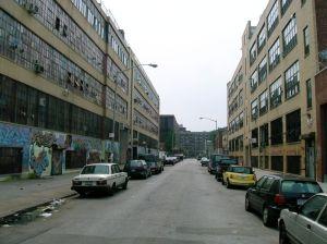 The McKibbin Lofts.