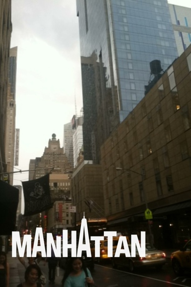 Now we can show everyone how crappy the weather is in NYC right meow. (Photo by Jack Smith IV)