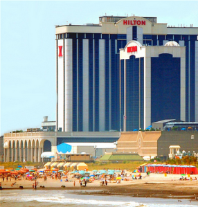An ugly Hilton. (Photo: Flickr)