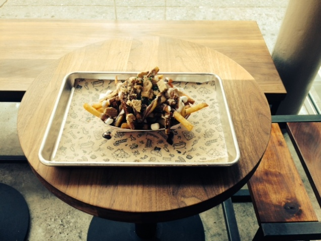 S'mores Fries at Sticky Fingers Joint (Photo: Issy Thompson)