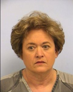 Rosemary Lehmberg (Travis County Sheriff's office)