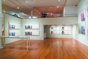 Installation views of 'Charles Gaines: Gridwork (1974-1989).' (Photo by Adam Reich/courtesy the Studio Museum.)