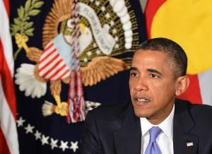 President Barack Obama. (Photo by Jewel Samad/AFP/Getty Images)