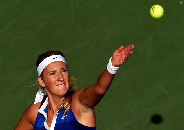 Victoria Azarenka (Photo by Alex Goodlett/Getty Images)