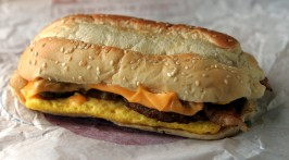 "Burger King Introduces New ""Enormous"" Sandwich"