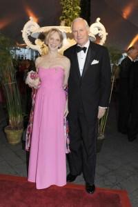 Barbara and Peter Georgescu. (Patrick McMullan)