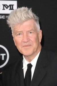 David Lynch (Courtesy Patrick McMullan)