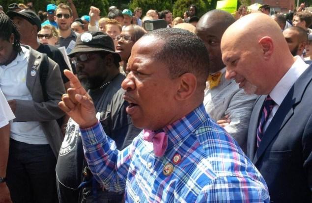 Councilman Andrew King (Photo: Facebook).