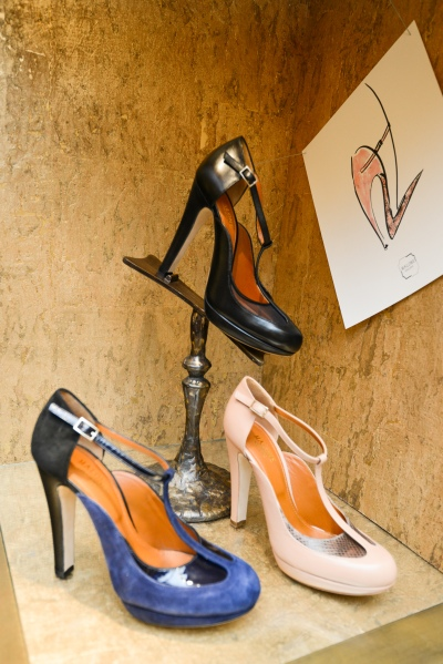 BERGDORF GOODMAN Hosts Luncheon to Celebrate Mary Alice Malone and the Debut of Her Shoe Collection