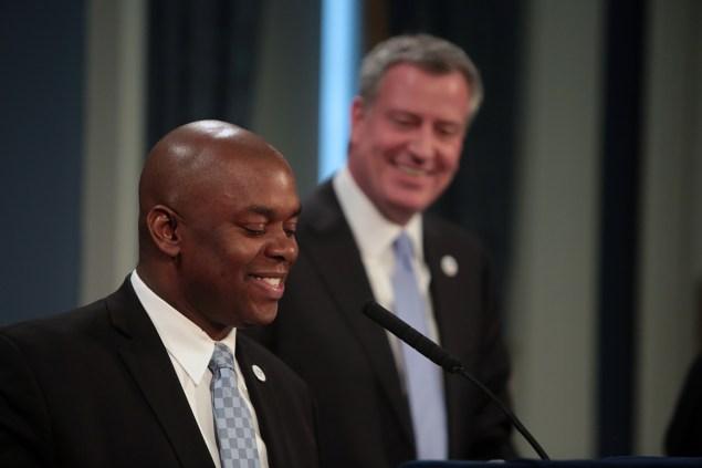 Deputy Mayor Richard Buery. (Photo: Ed Reed/Mayor's Office)