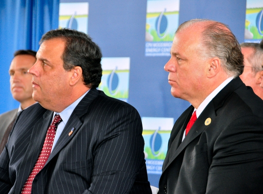 Sweeney, Christie and the legislature have until August to pass a compromise on raising the gas tax, but one source says the compromise itself is coming sooner.