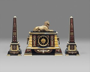 A clock from the collection of the Met. (Courtesy the Metropolitan Museum of Art)