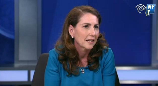 Eva Moskowitz. (Screengrab: NY1)
